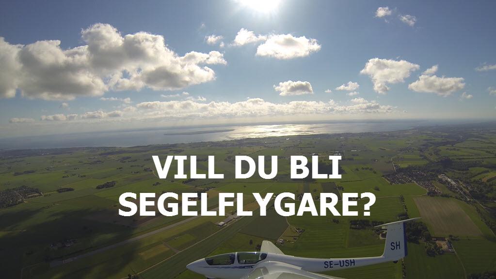 Vill Du Bli Segelflygare